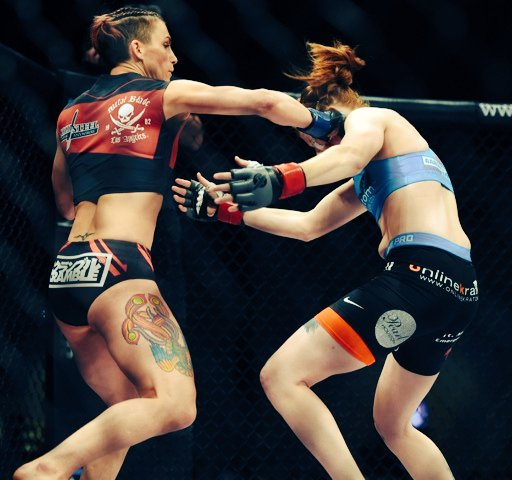 I want this rematch. I will take out whoever I need to along the way to make it happen. Let's start w/ #invictafc18! https://t.co/7Q5yocMDwP