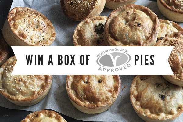 To celebrate #NVW16 we're giving away a box of #veggie #pies – Just RT to win. Winner announced Friday at 10am https://t.co/jmdvUHrP8f