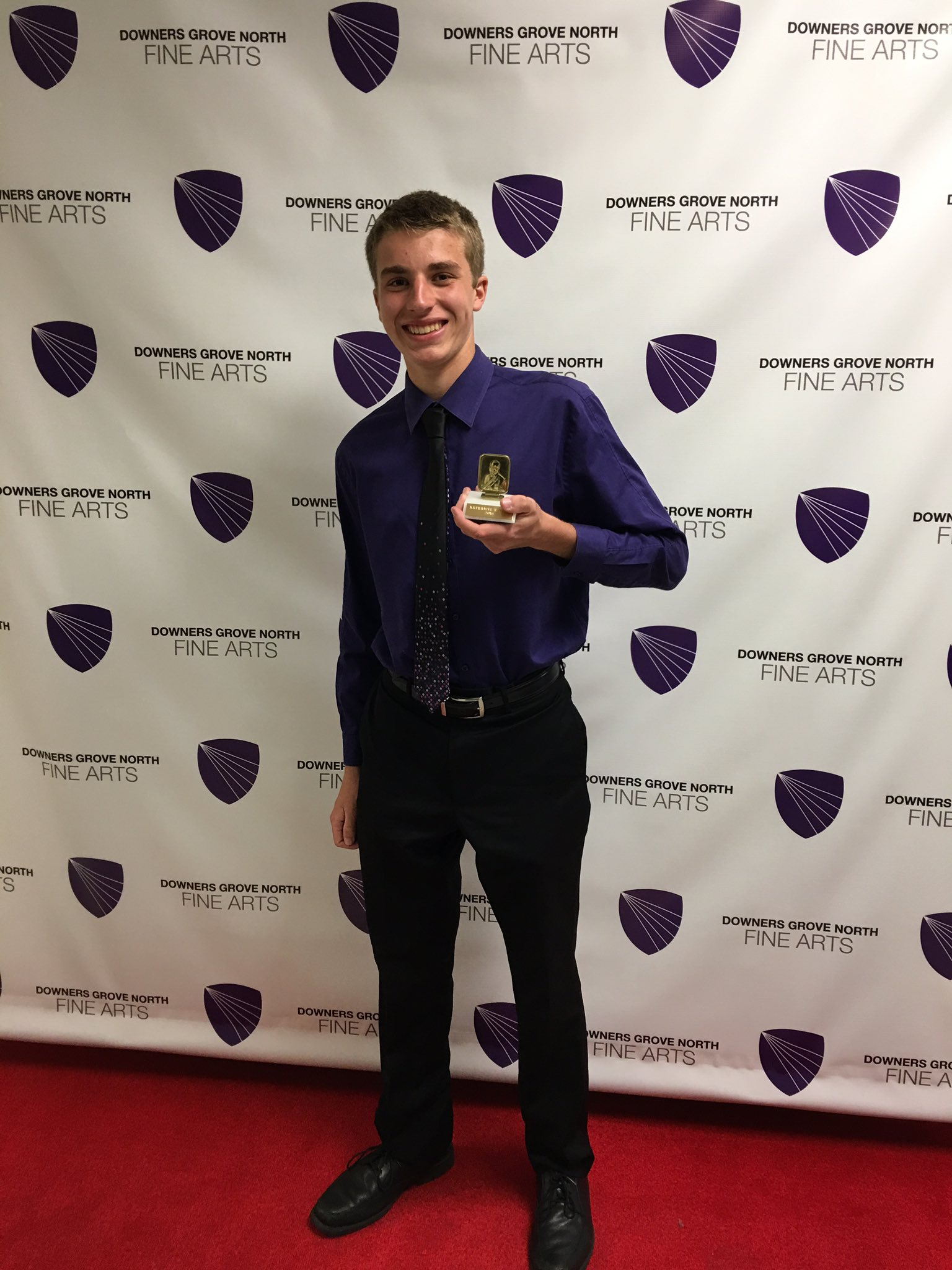 2016 Louis Armstrong Jazz Award: Nate Rapach #WeAreDGN #99Learns https://t.co/UVBdlrzrn5