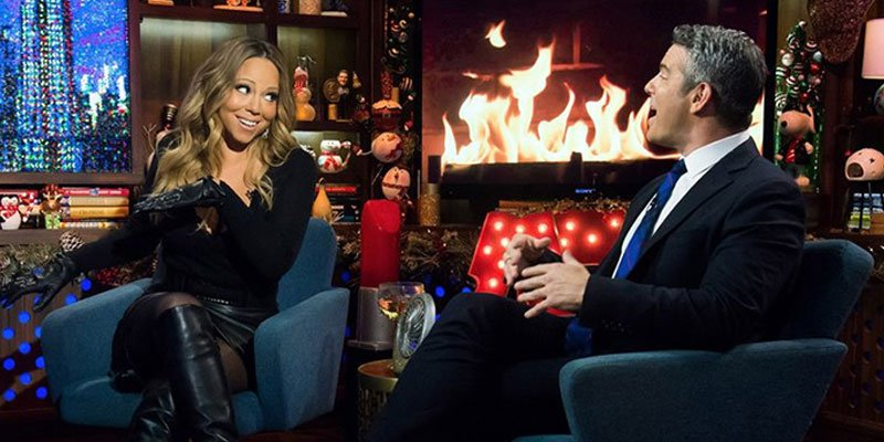 8 new things we learned from Mariah Carey on WWHL—find out if she and JLo are friends!
