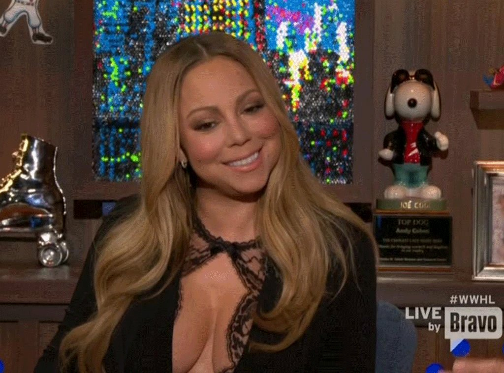 Circus animals? Mariah Carey sets the record straight on the rumors surrounding her wedding: