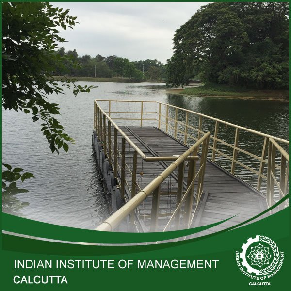 Just the place you want to come to - discover yourself. Inside the beautiful #IIMCalcutta campus. #CampusLife https://t.co/TYNM1iyfk9