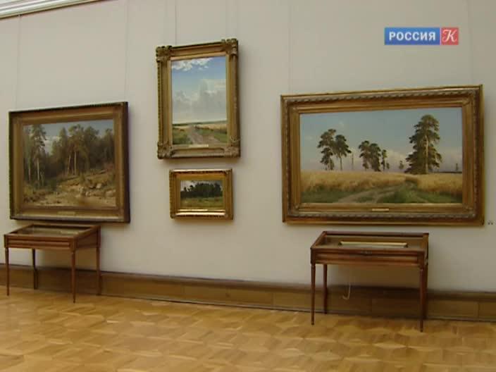 Первые выставки
