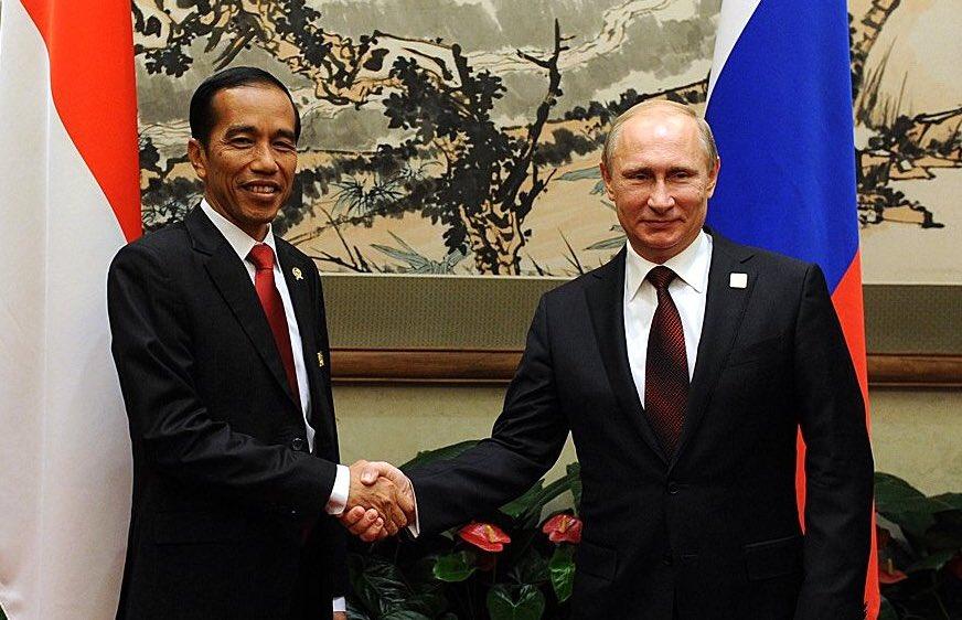 HUBUNGAN INDONESIA-RUSIA