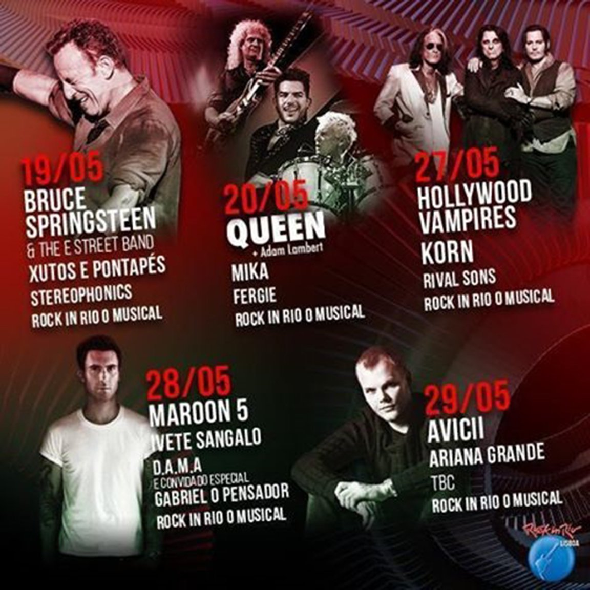 letz do this portugal!! Ill b seeing u 5/20 at @rockinriolisboa