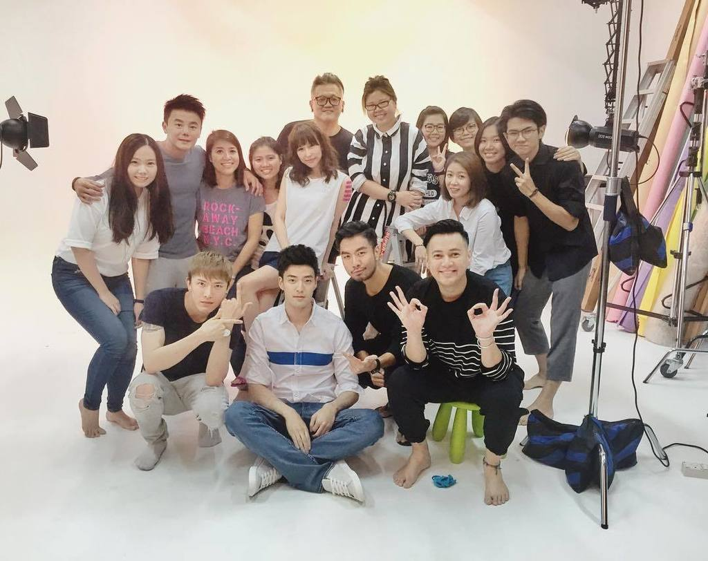 It's a wrap! Really happy working with e energetic #dENiZENsg team again and with additional new friends this time!… https://t.co/W6tZEZ96Wo