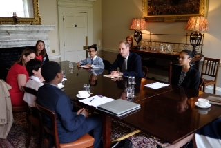 Great kick off yesterday of #cyberbullying taskforce for @KensingtonRoyal with key media/telco and charity leaders https://t.co/9yYnwBvzC0