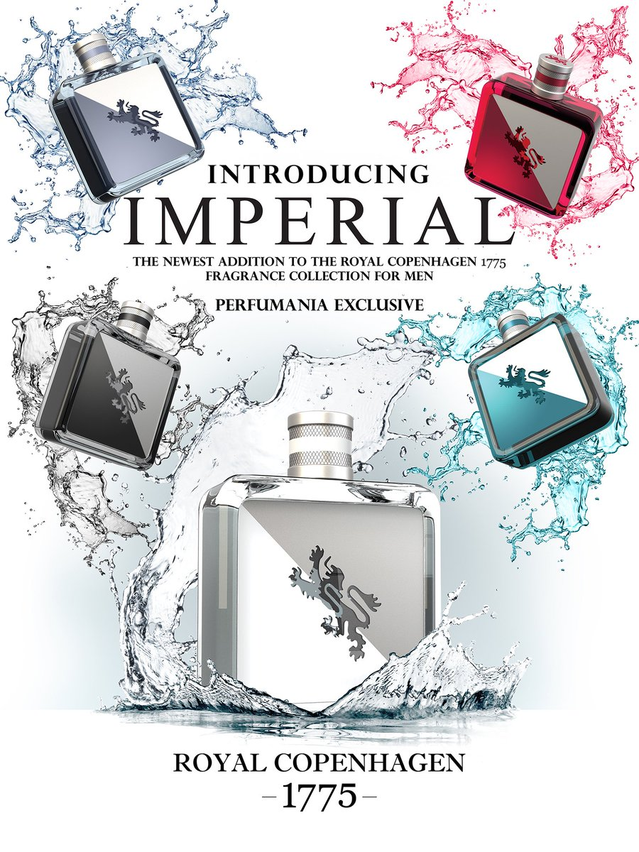 Imperial - the newest addition to the Royal Copenhagen 1775 Collection#MyModernGentleman     https://t.co/MWYOnScujz https://t.co/ecCJPYrJYW