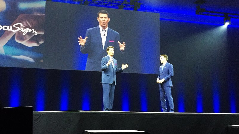 Excited to expand our strong relationship w/@NetSuite, now as an integrated reseller. -- #NSW16 w/@KeithJKrach https://t.co/thFOo2XdIU