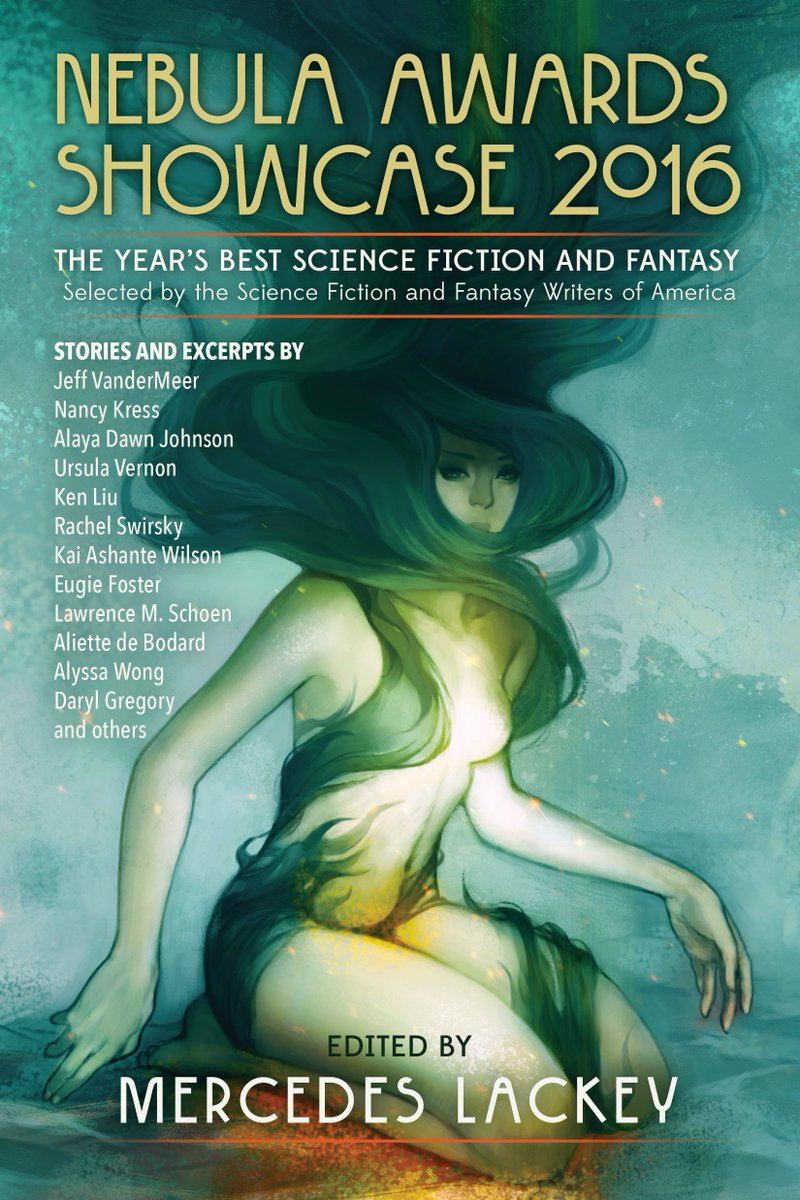 Wanna win a copy of the new NEBULA AWARDS SHOWCASE 2016? RT and follow to enter! #anthology #giveaway ends 5/20 https://t.co/wqBhX4j6UU
