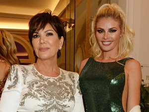 How did this happen?! TOWIE's Chloe Sims hangs out with Kris Jenner at Cannes!