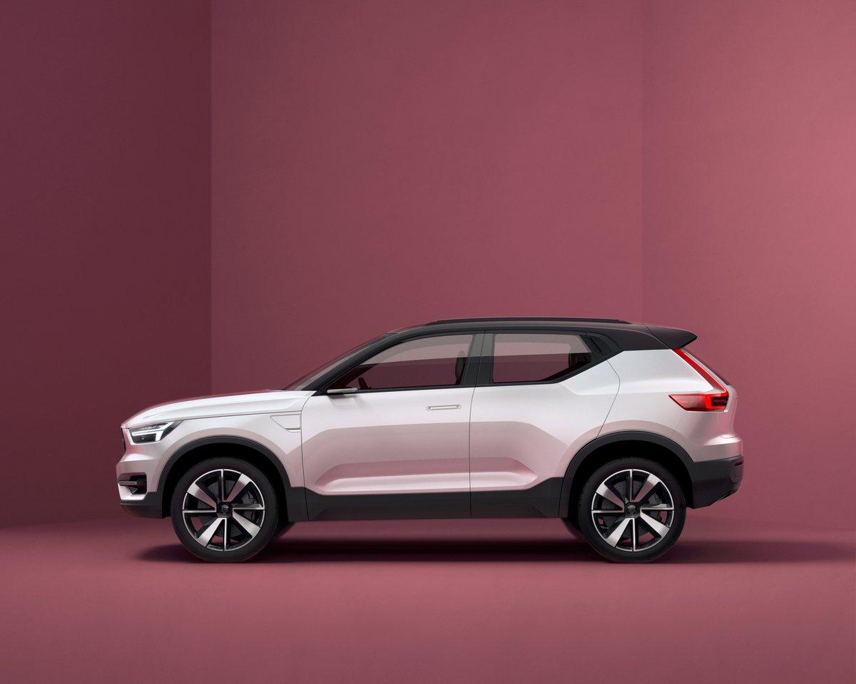Llegó el futuro de Volvo Cars.  Descubre este concepto único, Nuestra visión del segmento compacto. https://t.co/W0E3YbGIKb