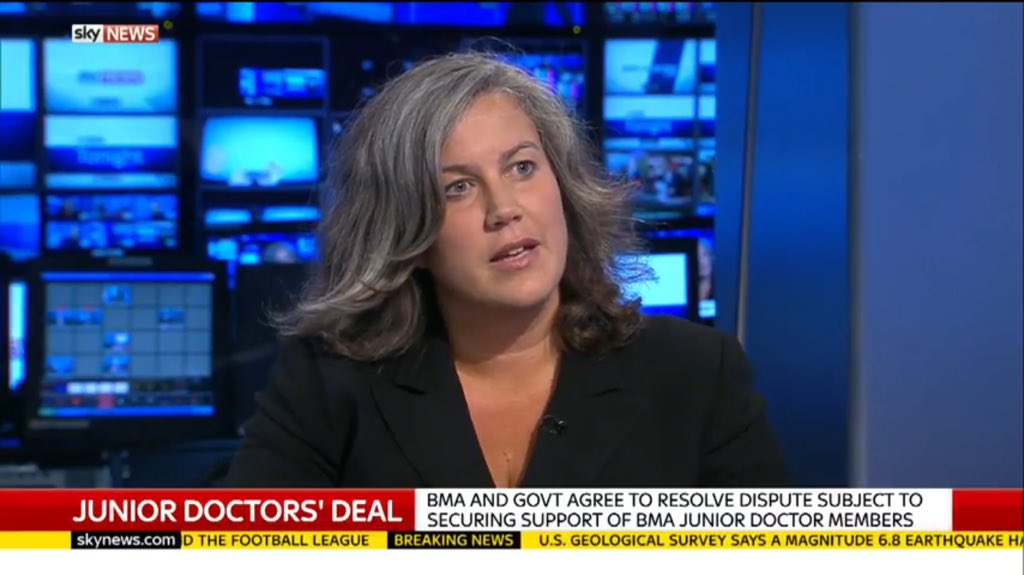 """It's beyond me why Hunt didn't get round the negotiating table in February & instead choose imposition"" @heidi_mp https://t.co/TaJjDc6a8r"