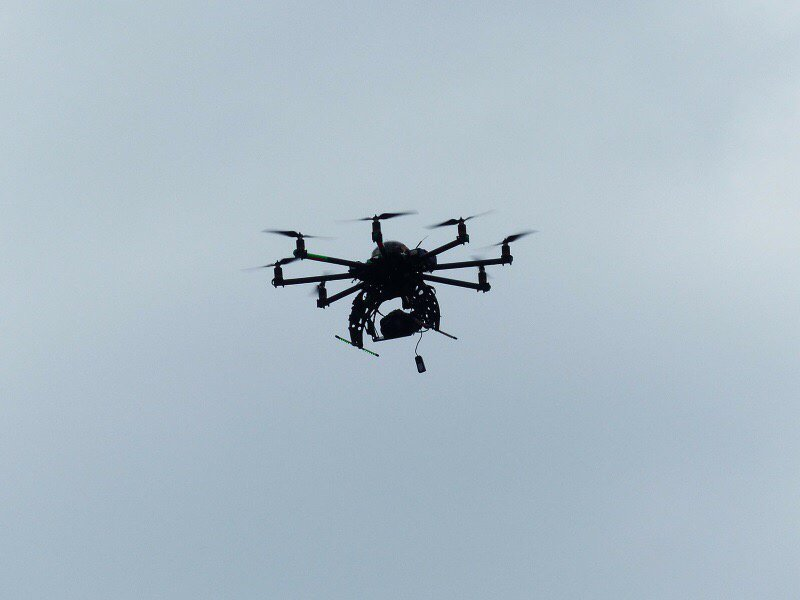 To Prevent Drone-Airplane Collisions, US FAA Seeks Detection System