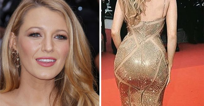People are FURIOUS about what Blake Lively just said about her *own* body...