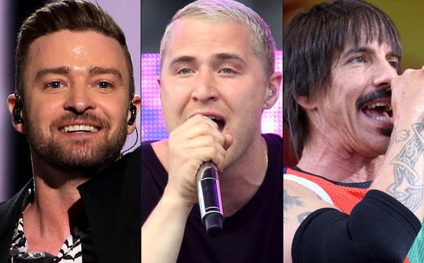 Love Justin Timberlake & Red Hot Chili Peppers' new tunes? Here are some fresh suggestions:
