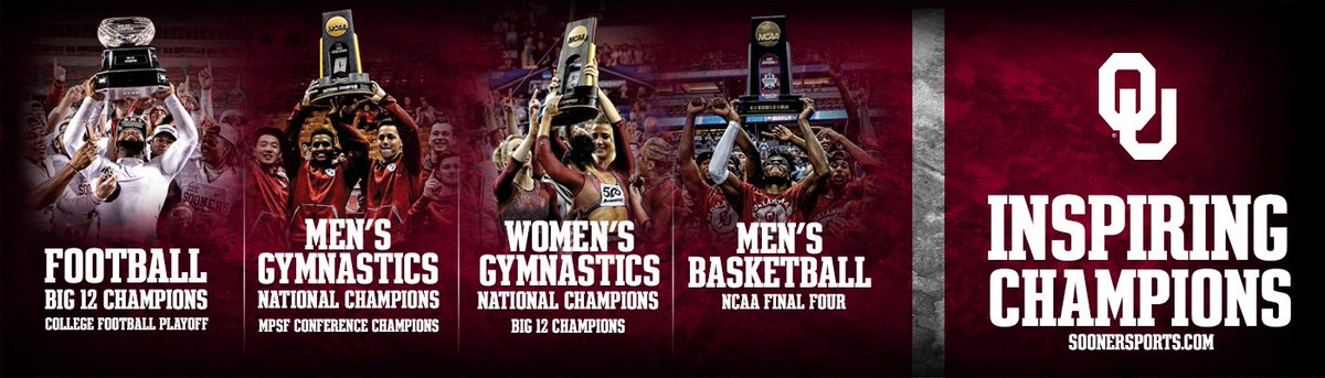Look for this billboard on I-35 just north of Norman! It's great to be a Sooner! https://t.co/ViycRuZezz