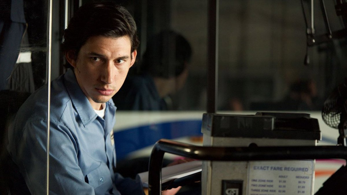 Cannes: Adam Driver Talks 'Star Wars,' Learning How to Drive a Bus for 'Paterson'