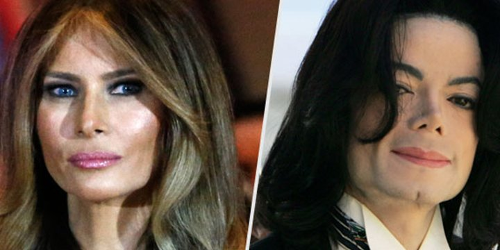 Melania Trump says Michael Jackson once asked to kiss her—in order to make Donald jealous!
