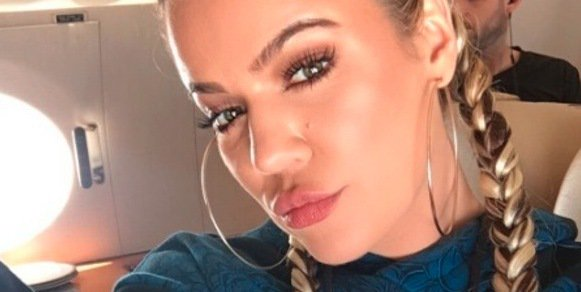 Khloe Kardashian on the only beauty product that saves her spotty skin!