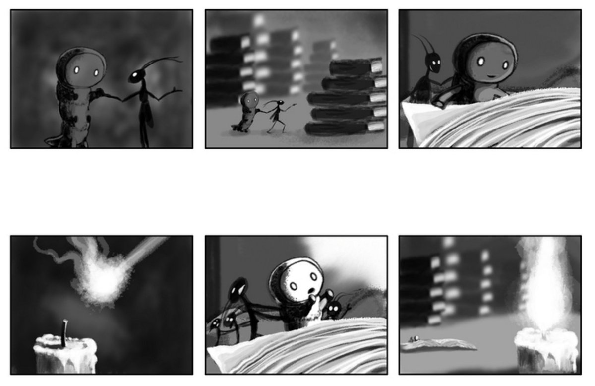 I really like how these storyboards by @elihooper are coming along so far... https://t.co/Ma0AbaMMvb https://t.co/zkVBsFenD3