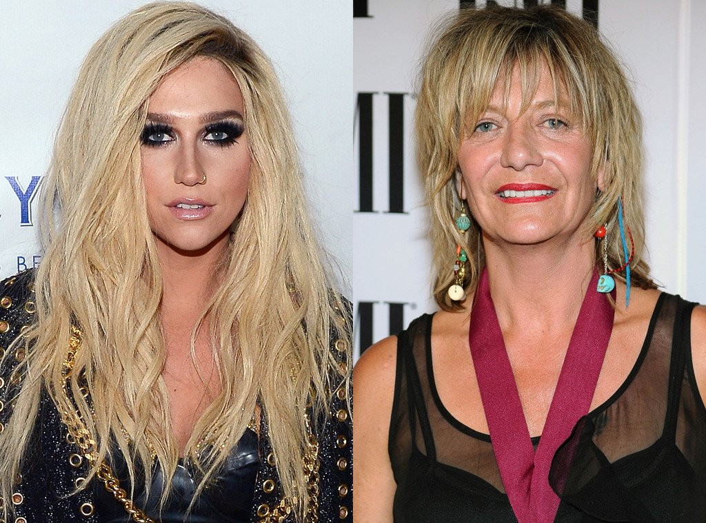 Best believe Kesha's mom is speaking out about her daughter's canceled BBMAs performance: