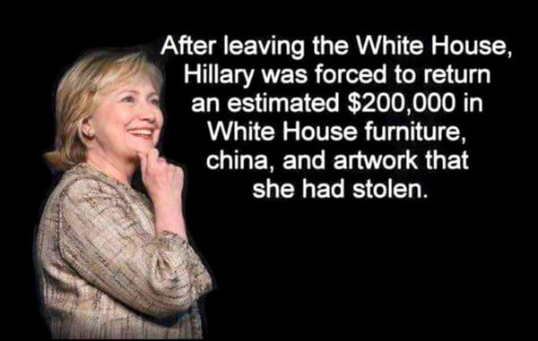 What short memories some people have #CrookedClintons   via~ @iamriversong https://t.co/fDimlNkI0E