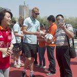 Ajax werkt verder aan populariteit in China. https://t.co/fz3sRrzwMp #AjaxChinaTour https://t.co/5Yvd8XGbm3