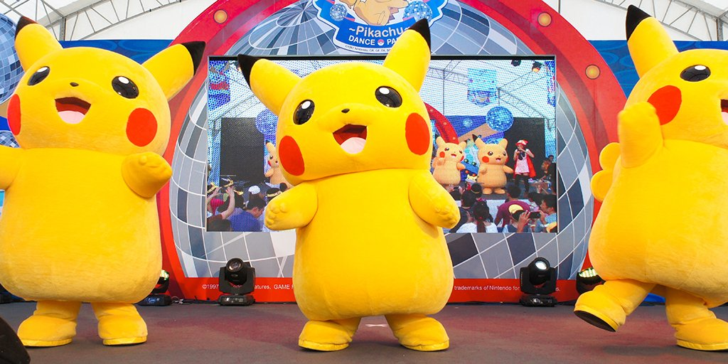 A Pokemon cafe is opening in Singapore!