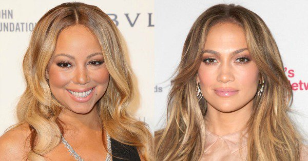 Is there really a feud going on between Mariah Carey and Jennifer Lopez? Not so fast: