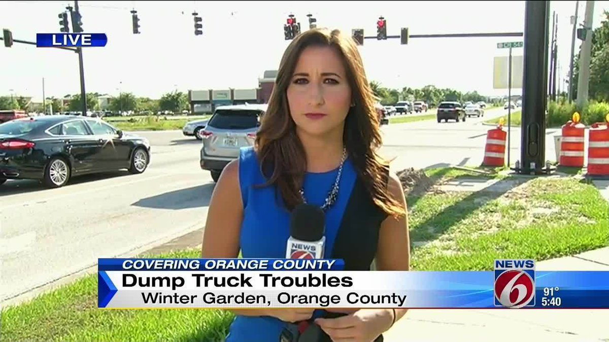 winter garden residents fed up with dump trucks dumping on the law