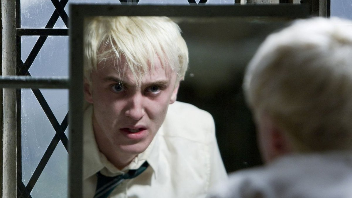 Draco Malfoy Looks Absolutely Terrifying In New Harry Potter And The Cursed Child Photos