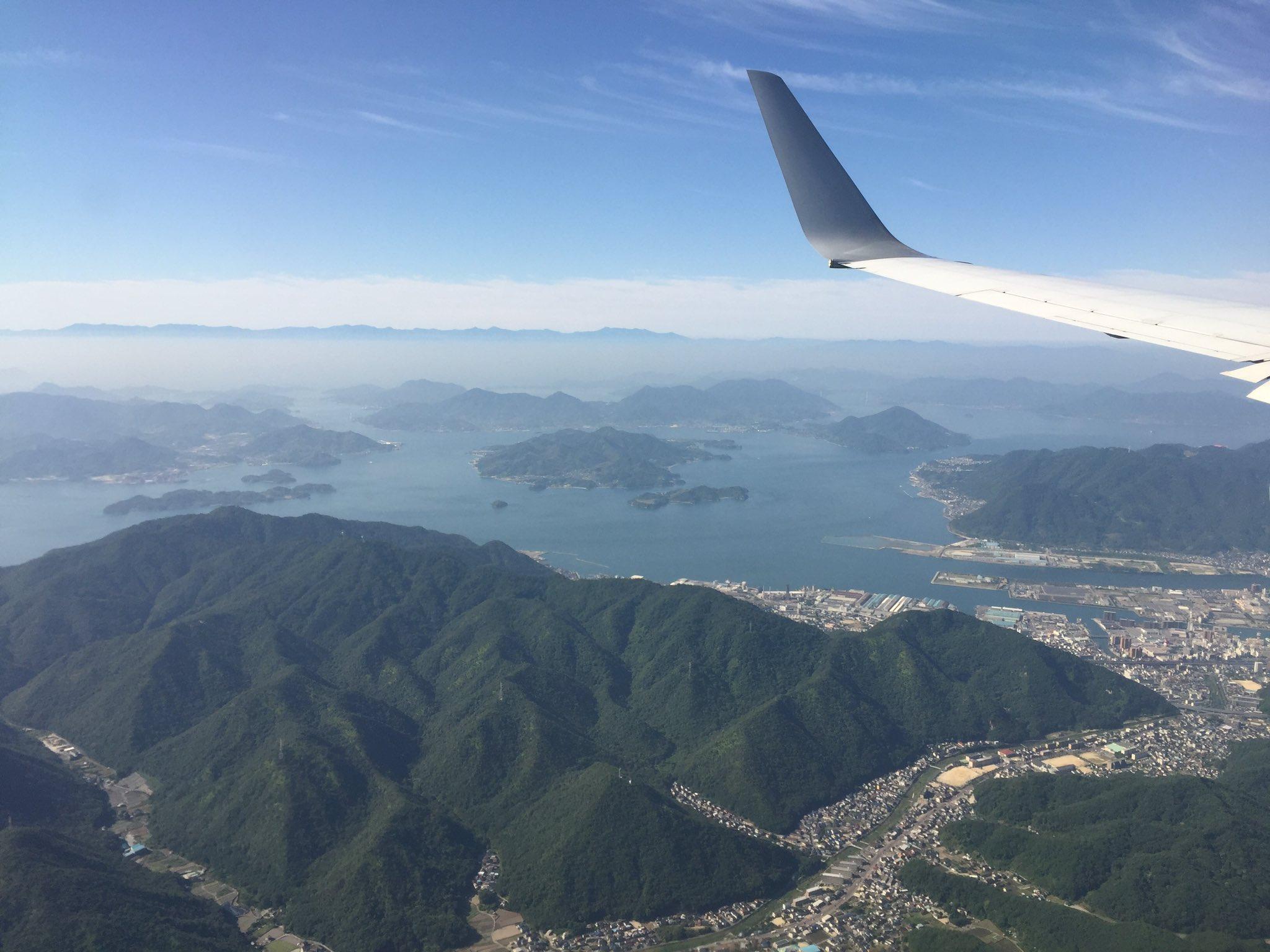 美しい日本!おはようございます ✈️ #lovejapan https://t.co/8WkcuUaKYV