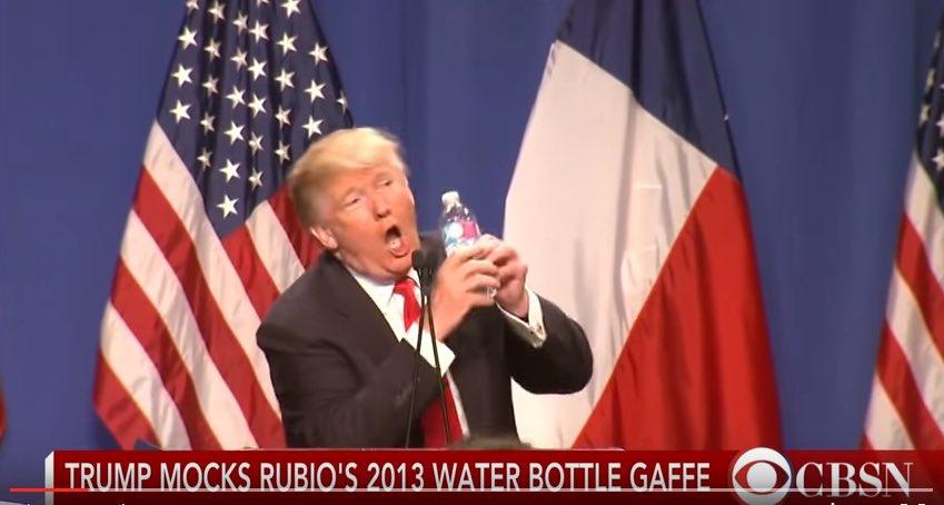 """@realDonaldTrump what """"looks"""" presidential? https://t.co/WH0f81hW4V"""