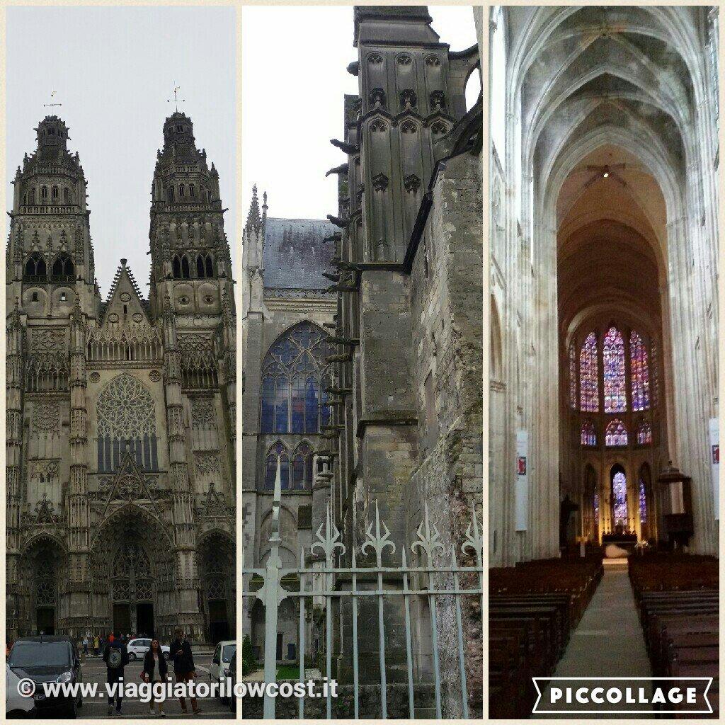 La bellissima Cattedrale di #Tours, un vero gioiello! Un must per chi visita questa città #FranceFR @LoireValleyPR https://t.co/h5nFtuDayQ