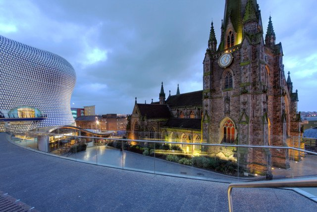 On the trail of J.R.R. Tolkien in his hometown, Birmingham England: ttot @VisitBritain