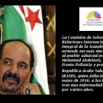Fallece Mohamed Abdelaziz, líder del pueblo saharaui @AsambleaEcuador https://t.co/y4p61fDXzW