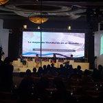 AHORA I Embajadores de @marcaHONDURAS exponen en panel lo mejor de #Honduras https://t.co/544qFhra6Z