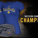 Time to gear up for the #NBAFinals, #DubNation! » https://t.co/ahXEivYU6S https://t.co/63VIaE9jTq