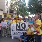 La Marea Amarilla sigue en su lucha, lucha que es también la nuestra #AVESoterrado #Granada https://t.co/eRLYG0vavn