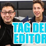 "Nuevo video con @boomscar 💃🏻  ""TAG DEL EDITOR"" 🙌🏻📽  Es uno de mis favoritos, disfruten 🙊  https://t.co/6RPdKA3m3r https://t.co/CuJwcBzUq9"