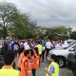 #UltimaHora Edificio White Shark Media evacuados #Managua https://t.co/vyL1TtWknc