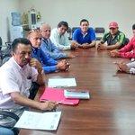 Reunión con delegación de #LasGolondrinas hablando sobre proyectos para este sector #SomosImbabura https://t.co/oUZ4dUI0Lv