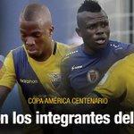 Horarios del Grupo B de #Ecuador en la #CopaAméricaCentenario ➡ https://t.co/zmoL1Z8Tjr https://t.co/kb8ucyo2vA