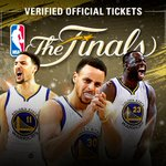 Are you a #Warriors Insider? If so, access your #NBAFinals tickets presale now » https://t.co/qoSPSBzVcy https://t.co/qM4A9A3VfS