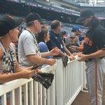 Black and Orange in Atlanta. #WeAreSF https://t.co/zwWXj6Or80