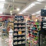 Supermercado afectado por el fuerte #sismo #Managua #Nicaragua https://t.co/AtJ43BOwCg