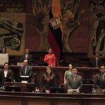 BOLETÍN: Asamblea respalda institucionalidad y democracia en #Brasil @AsambleaEcuador https://t.co/7wOdpOvOJE