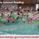 Visit @TempeArts, the History Museum, or a Tempe Rec Center – find the secret code – earn #SummerReading points! https://t.co/zMuIHrJfGv