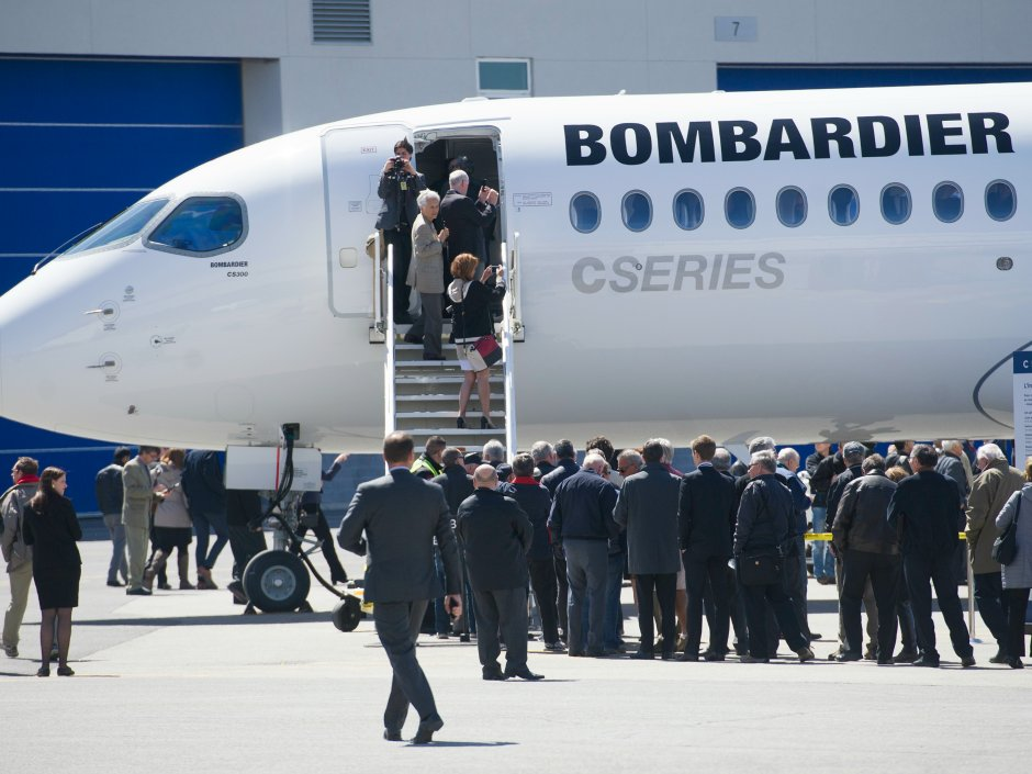 Airbus sales chief says Bombardier offered CSeries stake for a 'song'